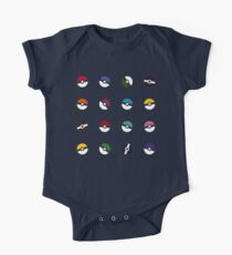 Pocket Balls Kids Clothes