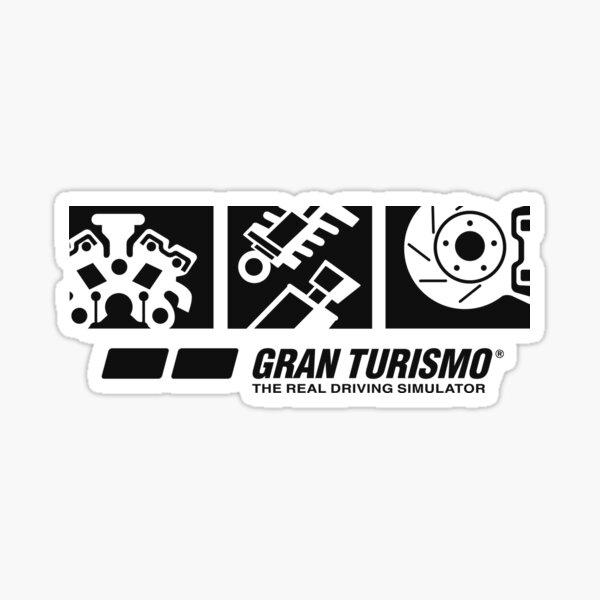 Tune Up Shop - Noir Sticker
