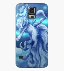 Pokemon Alola Form Ninetales Case/Skin for Samsung Galaxy