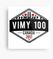 SDCI Vimy Ridge Trip 2017 Metal Print