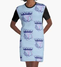 The Internet Graphic T-Shirt Dress