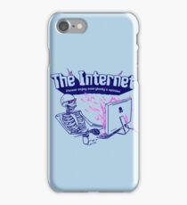 The Internet iPhone Case/Skin