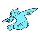 Bearplane by Kate Bradley