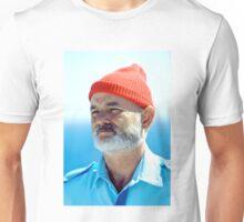 Bill Murray as Steve Zissou  Unisex T-Shirt