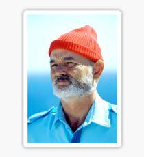 Bill Murray as Steve Zissou  Sticker