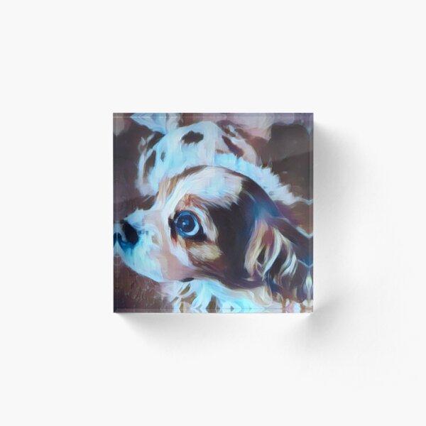 Mia Acrylic Block