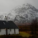 The Buachaille and Blackrock Cottage by beavo