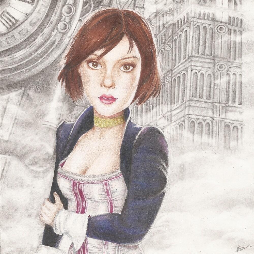 Columbia's Elizabeth by Jade Jones