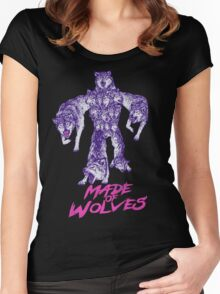 Made of Wolves Women's Fitted Scoop T-Shirt