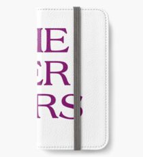 Pronouns - SHE / HER / HERS - LGBTQ Trans pronouns tees iPhone Wallet/Case/Skin