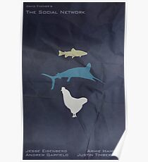 The Marlin, the Trout, and the Chicken Poster