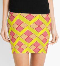 Battenburg Mini Skirt