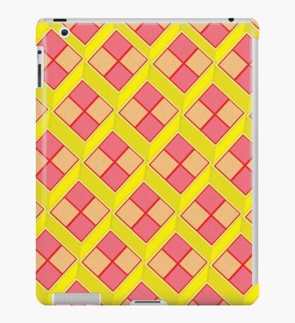Battenburg iPad Case/Skin