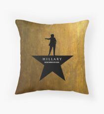 I M With Her Throw Pillow