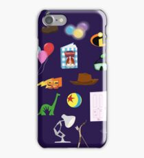 Movie elements iPhone Case/Skin