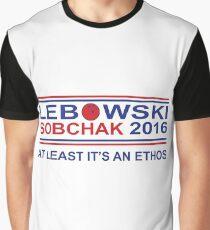 Lebowski for Prez Graphic T-Shirt
