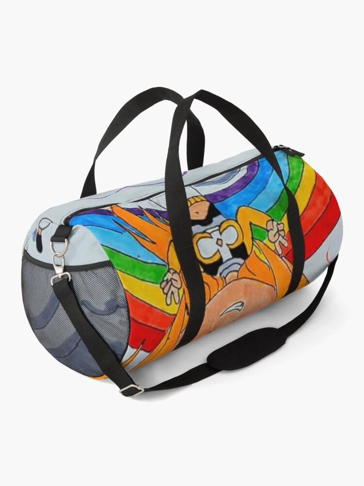 Alternate view of Chibi Beatice by Gloryousu Duffle Bag