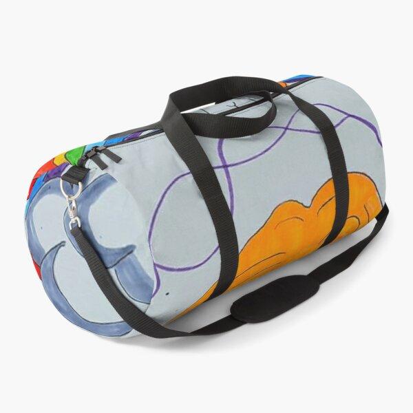 Chibi Beatice by Gloryousu Duffle Bag