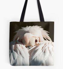 Eastern White Pelican Tote Bag