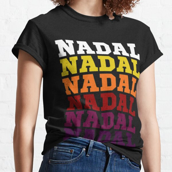 Rafael Nadal T-shirt classique