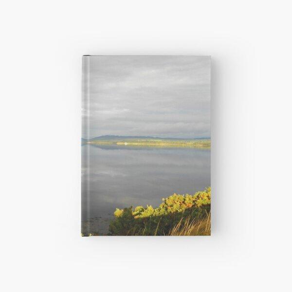 View from Dornoch Bridge Hardcover Journal