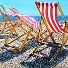 Summer Sea Breeze by Paula Oakley