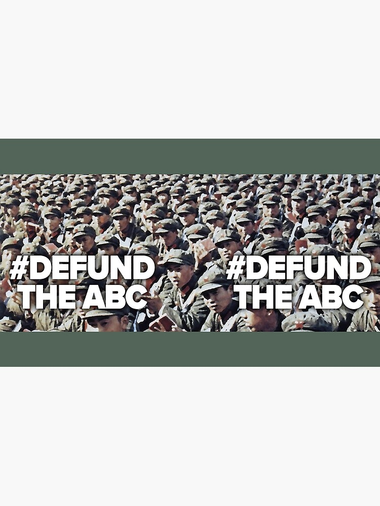 #Defund The ABC by TheGoodSauce
