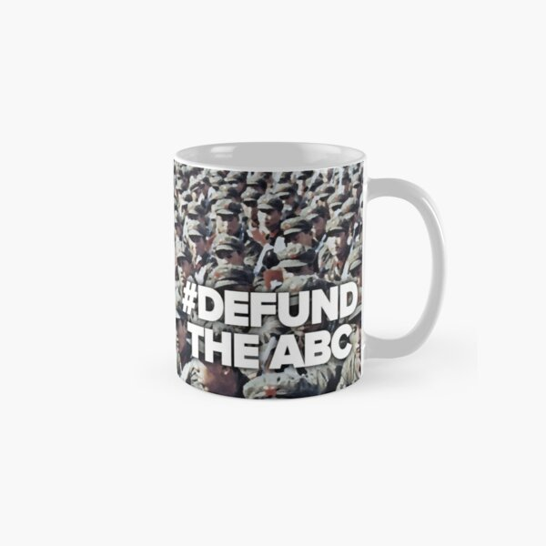 #Defund The ABC Classic Mug