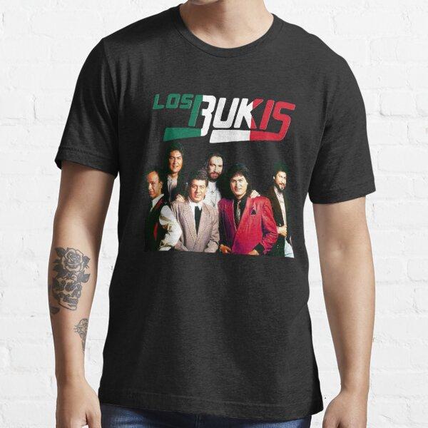 Los Bukis (Logo Tricolor) Essential T-Shirt