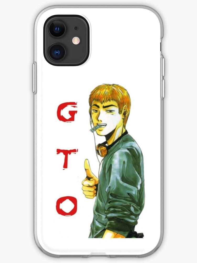 coque iphone 8 gto anime