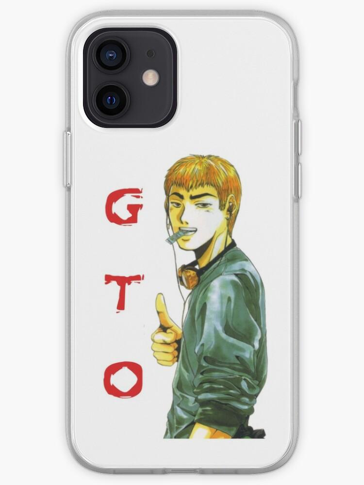 GTO Graphic | Coque iPhone