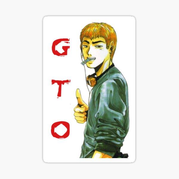 <GTO> GTO Graphic Sticker