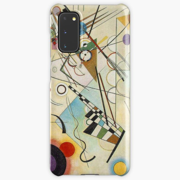 Kandinsky - Composition No. 8 Samsung Galaxy Snap Case
