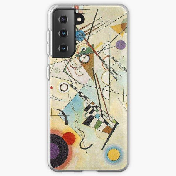 Kandinsky - Composition No. 8 Samsung Galaxy Soft Case