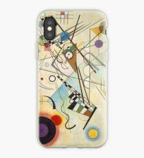 Kandinsky - Komposition Nr. 8 iPhone-Hülle & Cover