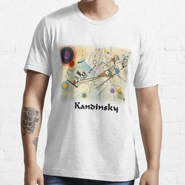 Kandinsky - Composition No. 8 Essential T-Shirt