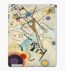 Kandinsky - Composition No. 8 iPad Case/Skin
