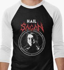 HAIL SAGAN Men's Baseball ¾ T-Shirt