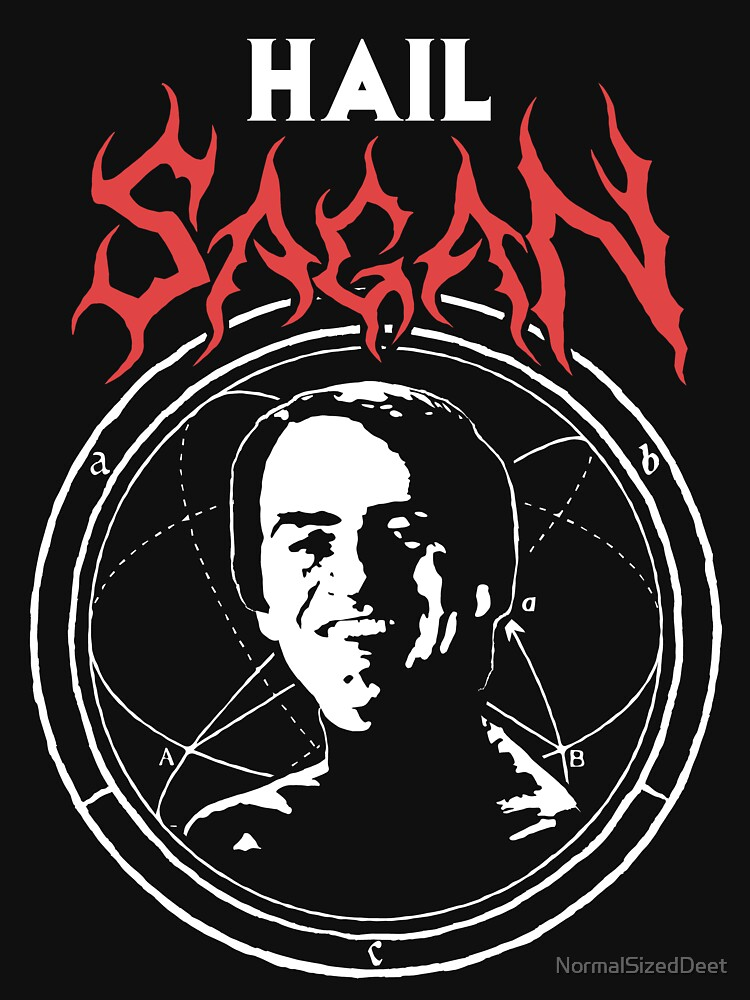 HAIL SAGAN | Unisex T-Shirt
