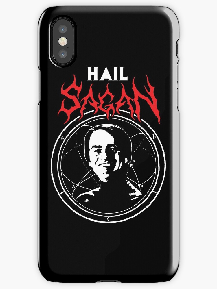 HAIL SAGAN by NormalSizedDeet