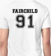 FAIRCHILD 91 - The Mortal Instruments - Shadowhunters T-Shirt