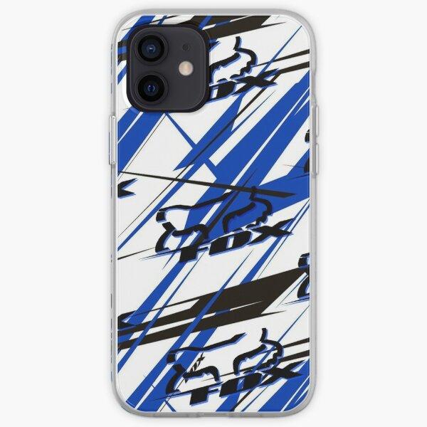 Bleus Collage iPhone Soft Case