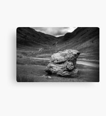 Honister Pass Lake District UK Canvas Print