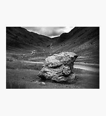 Honister Pass Lake District UK Photographic Print