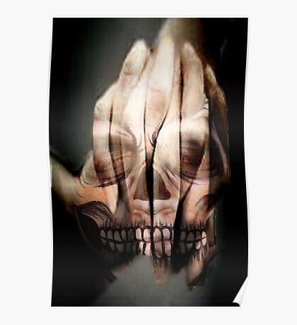 The hands of doom Poster