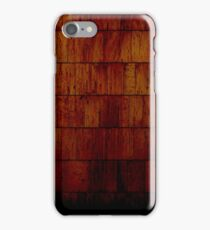 Grunge Wood iPhone Case/Skin