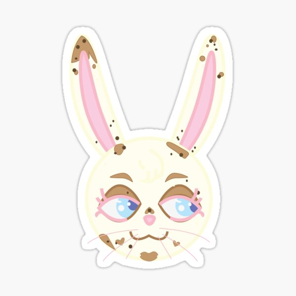 Cookie Bun Bun Sticker