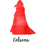 Celaena Sardothien  by TheYABookaholic