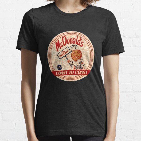 McDonald's Shirt Essential T-Shirt
