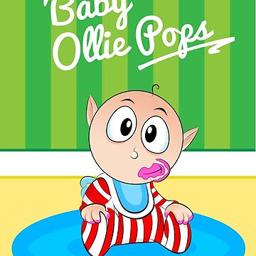 Baby Ollie Pops by Apptronics